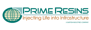 Logo for Prime Resins