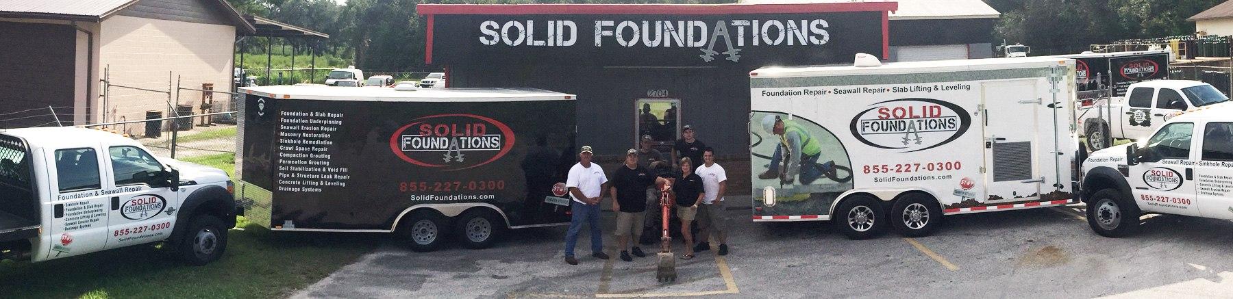 Solid Foundation Team