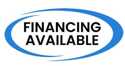 Financing options available.